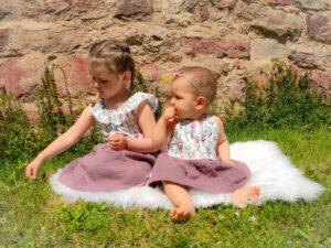 handmade Kinderkleidung von GROW & FLY